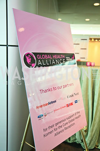 Photo by Tony Powell. Susan G. Komen for the Cure® Global Health Alliance Launch. Newseum. June 8, 2010.
