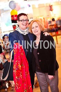 Photo by Tony Powell. Rhoda Norris, Toni Borcz. Sylene 35th Anniversary. October 2, 2010