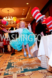 Raya Kenney. THEARC's Dr. Seuss Tea. Four Seasons Hotel. October 11, 2009. photos by Tony Powell
