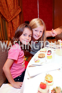 Elliott Stephanopoulos, Josie Yates. THEARC's Dr. Seuss Tea. Four Seasons Hotel. October 11, 2009. photos by Tony Powell