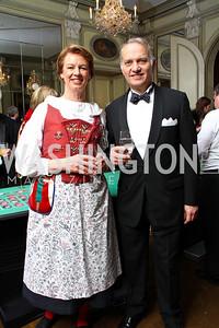 Anna and Pontus Jarborg.