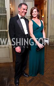 Ruffin Maddox and Jill Britton.