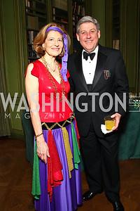 Elena Olson and Larry Dunham.