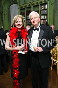 Christine and Frank Flannery.