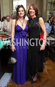 Mardis Gras Chair Maria-Elena Tierno and THIS President Lexie Ellis.