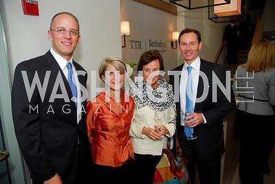 Kyle Samperton,October 15,2010,TTR/Sotheby's opening for Chevy Chase office,Mark Spengler,Carroll Dey,Sue Safer,Michael Rankin