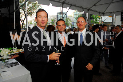 Kyle Samperton,October 15,2010,TTR/Sotheby's opening for Chevy Chase office,Paul Pike,Yale Scott,Mark Spengler