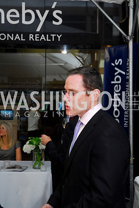 Kyle Samperton,October 15,2010,TTR/Sotheby's opening for Chevy Chase office,Greg Busch