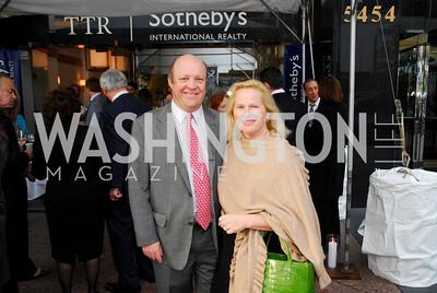 Kyle Samperton,October 15,2010,TTR/Sotheby's opening for Chevy Chase officeCharlie Ingersoll,Honor Ingersoll