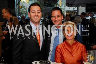 Kyle Samperton,October 15,2010,TTR/Sotheby's opening for Chevy Chase office,Shawn Beck,Carroll Dey,Kevin Anderson