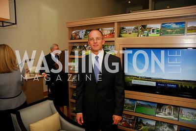 Kyle Samperton,October 15,2010,TTR/Sotheby's opening for Chevy Chase office,Mark Spengler