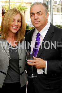Kyle Samperton,October 15,2010,TTR/Sotheby's opening for Chevy Chase office,Tanya Messeca,Sam Messeca