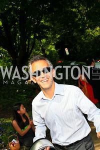 Richard Wolffe. Photo by Tony Powell. Tammy Haddad WHCAD Garden Brunch. May 1, 2010