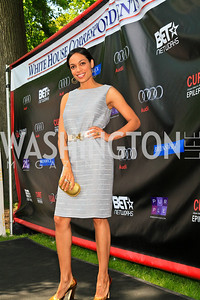 Rosario Dawson. Photo by Tony Powell. Tammy Haddad WHCAD Garden Brunch. May 1, 2010