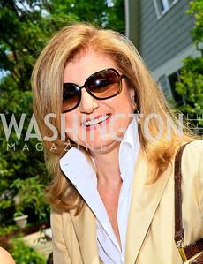 Arianna Huffington. Photo by Tony Powell. Tammy Haddad WHCAD Garden Brunch. May 1, 2010