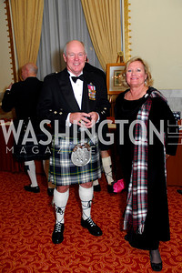 Jack Kern, Melanie Kern Tartan Ball, November 13, 2010, Kyle Samperton