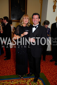 Julie Thornhill, Peter Thornhill, Tartan Ball, November 13, 2010, Kyle Samperton