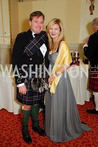 Joel Hinzman, Jenn Cetta, Tartan Ball, November 13, 2010, Kyle Samperton