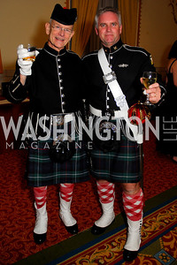 Doug Currie, Mark Wardlaw, Tartan Ball, November 13, 2010, Kyle Samperton