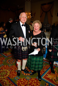 Douglas Fleming, Nancy Kincaid, Tartan Ball, November 13, 2010, Kyle Samperton