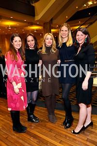 Libby Wilkinson, Zoe Feldman, Sandra Barros, Paige Speyer, Mary Katherine Stinson.
