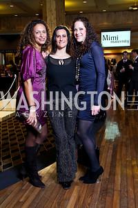 Lori Soto, Rebecca Fishman-Harris, Meredith Cymerman.