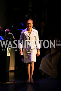 DC Delegate to Congress Eleanor Holmes Norton. Photo by Tony Powell. 18th Annual Arena Stage Benefit for Community Engagement. May 4, 2010