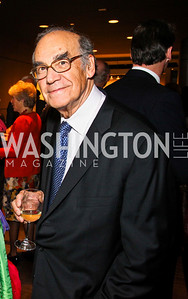 Photo by Tony Powell. Haynes Johnson. The 20th Anniversary Celebration of The Center for  Public Integrity. Newseum. October 21, 2010