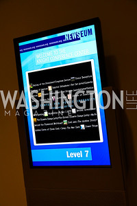Photo by Tony Powell. The 20th Anniversary Celebration of The Center for  Public Integrity. Newseum. October 21, 2010