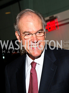 Photo by Tony Powell. CPI Executive Director Bill Buzenberg. The 20th Anniversary Celebration of The Center for  Public Integrity. Newseum. October 21, 2010