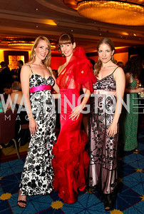 Sherri LaReaux, Jessica Hansen, Kathryn Elizabeth Kelly. Photo by Tony Powell
