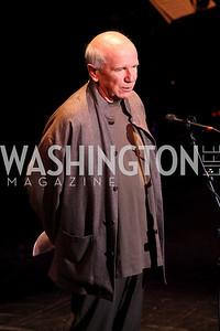 Terrence McNally. Photo by Tony Powell