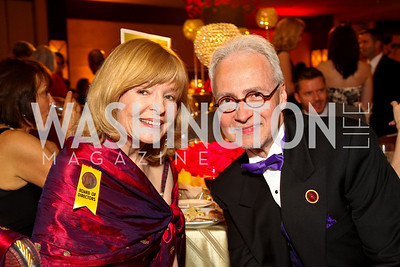 Bonnie Nelson Schwartz, Craig Haffner. Photo by Tony Powell
