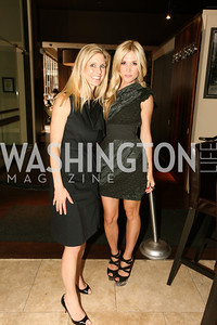 Marla Malcolm Beck, Tinsley Mortimer. The Front Row at Bethesda Row. May 21st, 2010. Photos By Samantha Strauss.