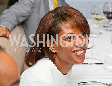 """Photo by Tony Powell. Domestic Policy Council Director Melody Barnes. """"The Other City"""" Screening Afterparty. The Source. June 22, 2010"""