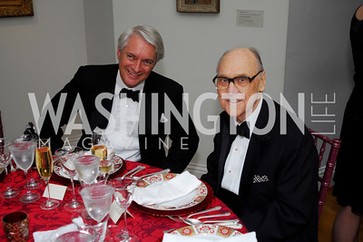 Kyle Samperton, May 17, 2010, The Phillips Collection Gala, Wegger Strommen, Martin Ginsburg