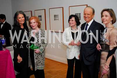 Kyle Samperton, May 17, 2010, The Phillips Collection Gala, Meryl Comer, Buffy Cafritz, Liz Stevens, George Stevens, Eden Rafshoon