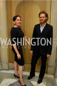Kyle Samperton, May 17, 2010, The Phillips Collection Gala, Amanda Jiron-Murphy, Matt Mann