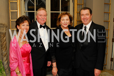 Kyle Samperton, May 17, 2010, The Phillips Collection Gala, Vicki Tanner, Bruce Tanner, Paula Dailey, Brian Dailey