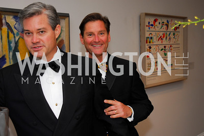 Kyle Samperton, May 17, 2010, The Phillips Collection Gala, Mark Lowham, Joe Ruzzo