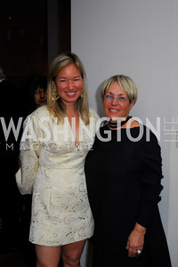 Kyle Samperton, May 17, 2010, The Phillips Collection Gala, Philippa Hughes, Mera Rubell