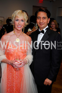 Kyle Samperton, May 17, 2010, The Phillips Collection Gala, Kathy Kemper, Said Jawad