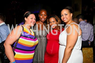 Photo by Tony Powell. Camelia Mazard, Sidra Smith, Joelle Myers, Nicole Venable