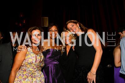 Photo by Tony Powell. Lynda Erkiletian, Stacie Turner, Cat Ommanney, Mary Amons