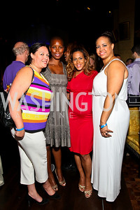 Photo by Tony Powell. Camelia Mazard, Sidra Smith, Joelle Myers, Nicole Venable