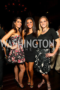 Photo by Tony Powell. Lina Dakheel, Suad Nsouli, Stephanie Busi