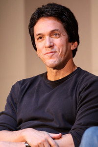 Mitch Albom, a best-selling author, journalist, screenwriter, musician, dramatist, and radio and television broadcaster who appears on ESPN's The Sports Reporters and SportsCenter