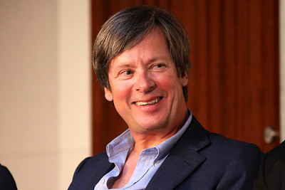 Humor columnist and author Dave Barry