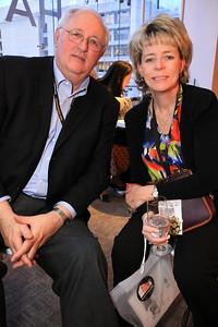 Jim Hagger, Jerri Mausech