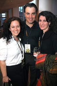 Adrianne Hamilton, Dave Schenshe, Hope Katz Gibbs